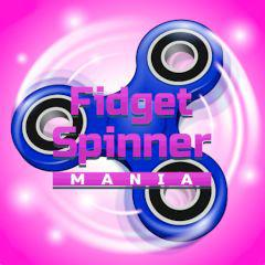 Fidget Spinner Mania game