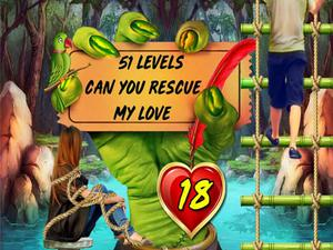 play Can You Rescue My Love Level 18