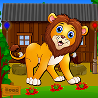 play Rescue The Forest Lion