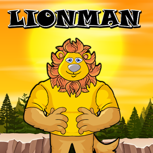 play The Lion Man Rescue