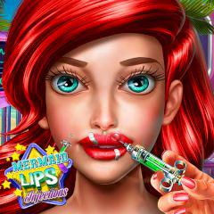 play Mermaid Lips Injections