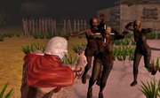 Zombie Apocalypse: Survival Warz game