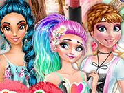 Princess Vlog Spring Refreshment game