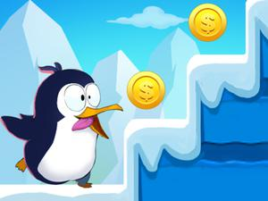 play Peguin Adventure