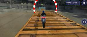 Motorbike Trials game
