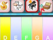Piano For Kids Animal Sounds game