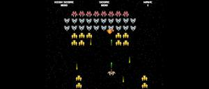 Star Shooter game