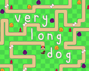 Very Long Dog game