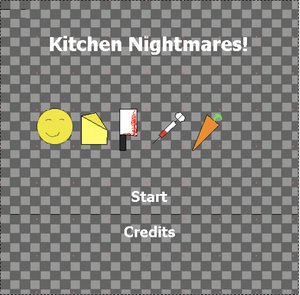 Kitchen Nightmares! game