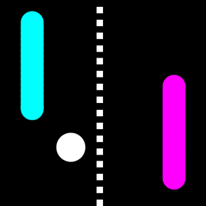 Simplepong game