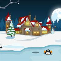 Escape-From-The-Northpole-Christmas game
