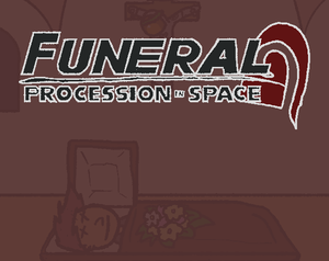 Funeral Procession In Space game