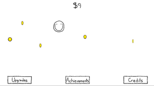 Coin Collector Upgrader game