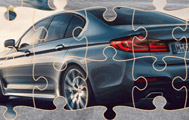 Exotic Cars Puzzle Mania game