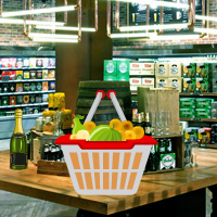 play Beg Big Supermarket Escape