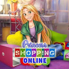 play Princess Shopping Online