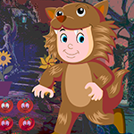 play Find Lion Suit