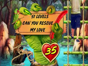 play Can You Rescue My Love Level 35