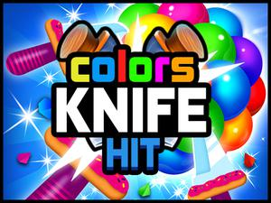 play Knife Hit Colors