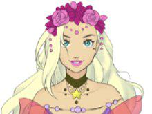 play Space Goddess Dollmaker