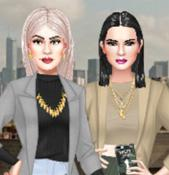 play Kendall Vs Kylie Yeezy Edition