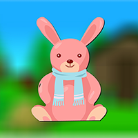 play Naughty Pink Rabbit Rescue