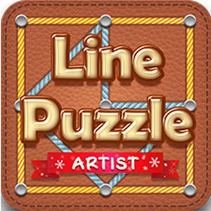 play Line Puzzle Artist