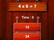 play Multiplication Math Challenge