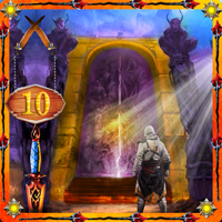 play Top10 Escape From Fantasy World Level 10