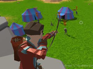 play Archer Master 3D: Castle Defence