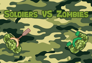 play Soldiers Vs Zombies