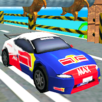 Deadly Car Race game