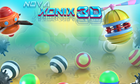 Nova Xonix 3D game