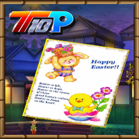 play Top10 Find The Easter Greeting Card