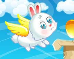 play Flying Easter Bunny