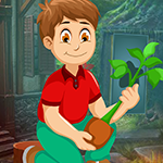 play Plants Lover Rescue