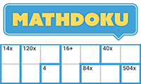 Math Doku game