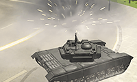 Tank Driver Simulator game