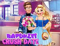 play Rapunzel Crush Date