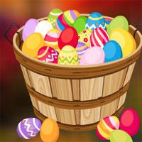 Find The Easter Eggs Escape game