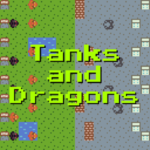 Tanks And Dragons game