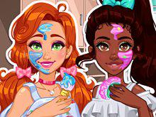play Jessie And Noelle'S Bff Real Makeover