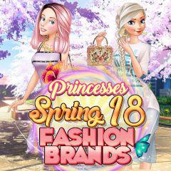 play Princesses Spring 18 Fashion Brands
