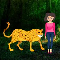 Rescue Girl From Wild Animal game