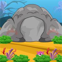 Find A Treasure In The Aquarium House game