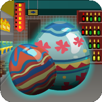 Easter Supermarket Escape1 game