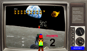 play Fps Meteoroid Space Shooter 2