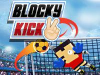 Blocky Kick 2 game
