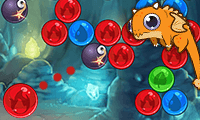 Bubble Shooter Dragon game