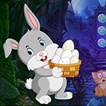 Egg Rabbit Rescue game